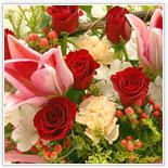 個人に贈るお祝い花