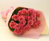 バラの花束◆ピンク16本