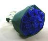◆バラ(薔薇)の花束◆ブルー20本 かすみ草付き