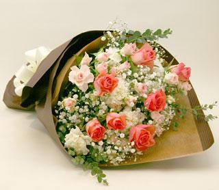 ◆花束◆レディピンク(L)