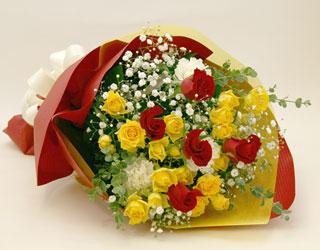 ◆花束◆キャンディレッド