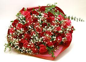 一度はもらってみたい花束の王様ですね☆