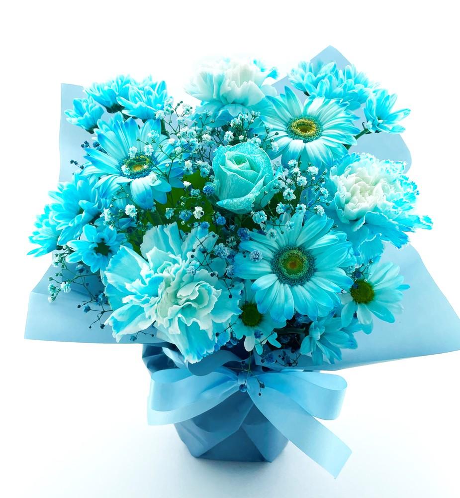 誕生日のお祝い花 フラワーアレンジメント *ヴァネッサ*