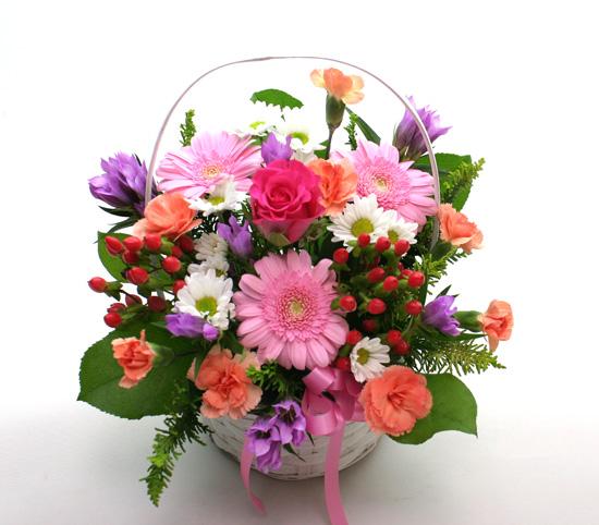 <内祝い、お祝い返しの花>Flowers-Do!おまかせアレンジ
