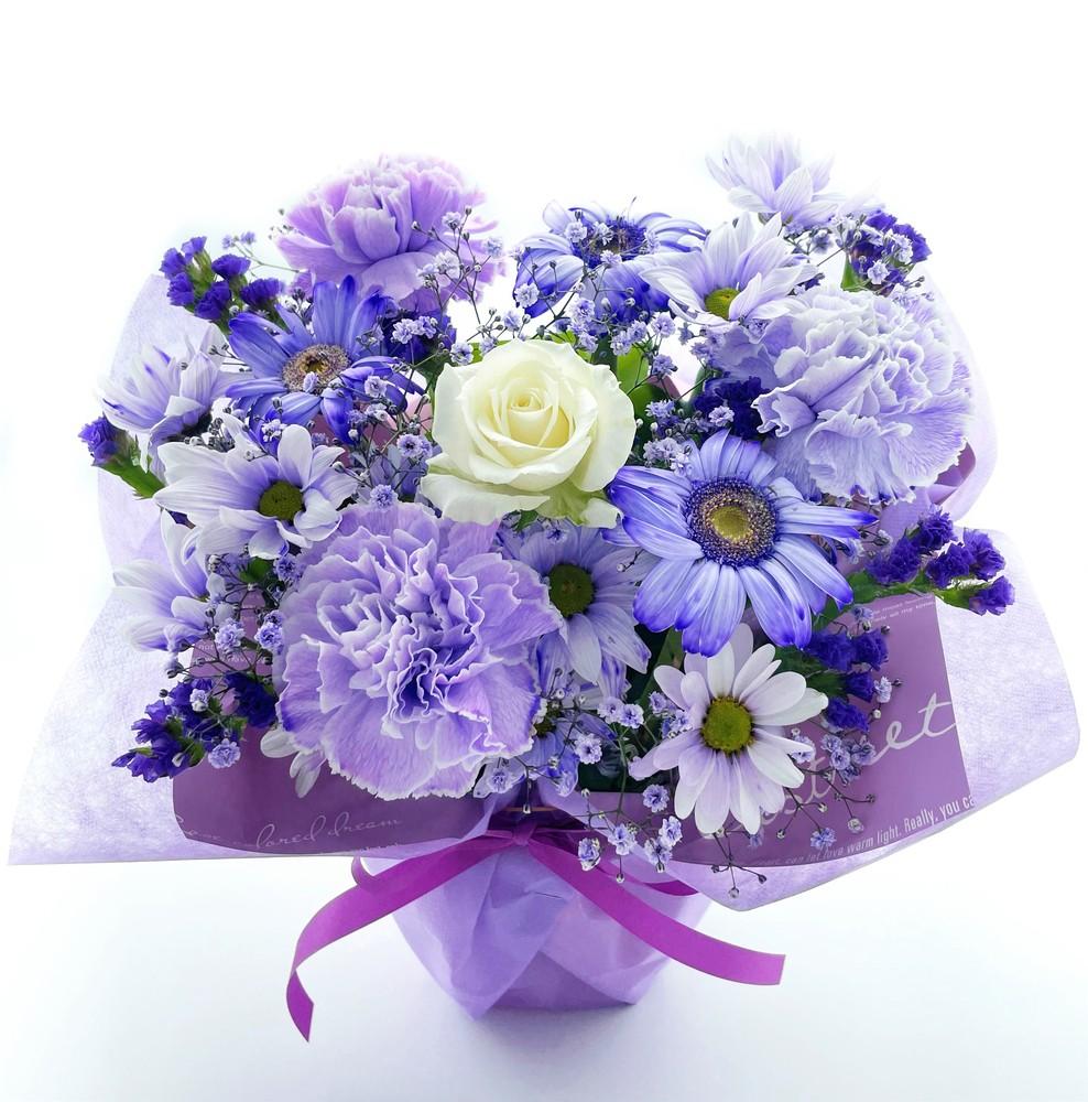 個展、出展のお祝い花 ベルモンド