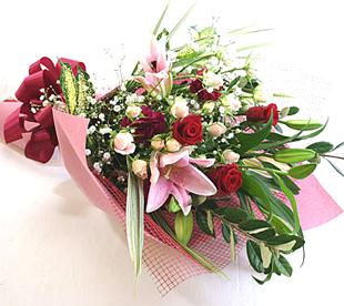 誕生日の花●花束 イルリサット