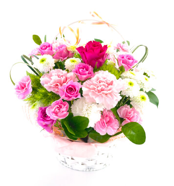 誕生日の花●フラワーアレンジメント エデン