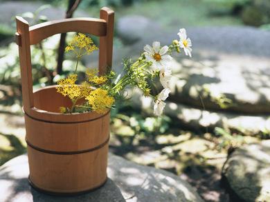 四十九日法要のお花