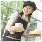 カフェ、喫茶店の開店祝いの花